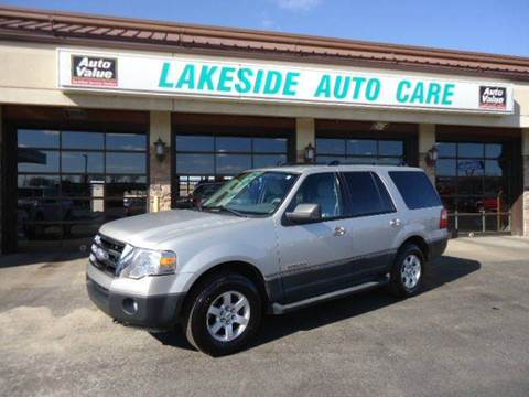 2007 Ford Expedition for sale at Auto Experts in Shelby Township MI