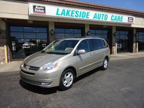 2005 Toyota Sienna for sale at Auto Experts in Shelby Township MI