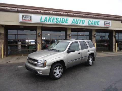 2002 Chevrolet TrailBlazer for sale at Auto Experts in Utica MI