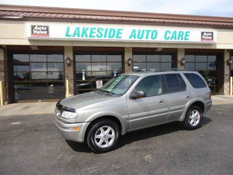 2003 Oldsmobile Bravada for sale at Auto Experts in Shelby Township MI