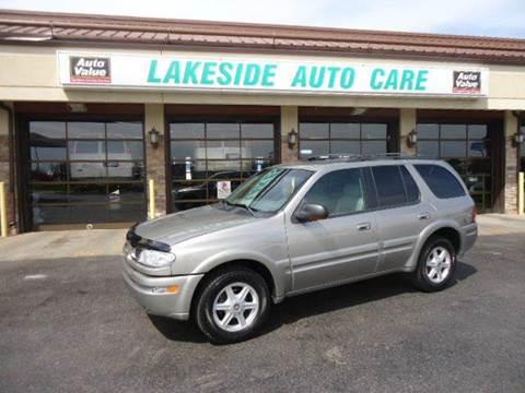 2003 Oldsmobile Bravada for sale at Auto Experts in Utica MI