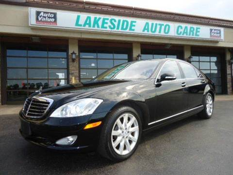 2007 Mercedes-Benz S-Class for sale at Auto Experts in Shelby Township MI