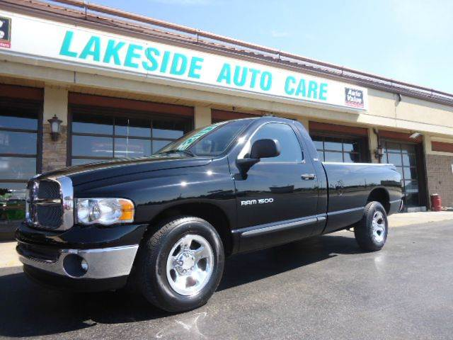 2002 Dodge Ram Pickup 1500 for sale at Auto Experts in Shelby Township MI
