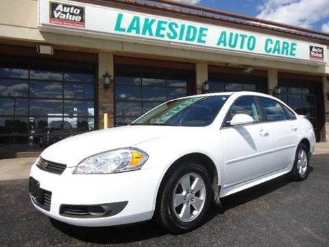 2010 Chevrolet Impala for sale at Auto Experts in Shelby Township MI