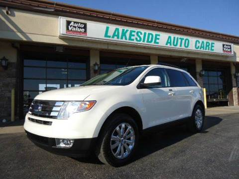 2008 Ford Edge for sale at Auto Experts in Shelby Township MI