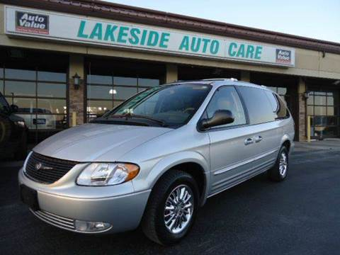 2003 Chrysler Town and Country for sale at Auto Experts in Shelby Township MI