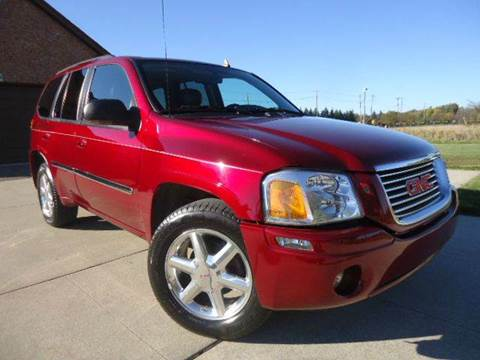 2008 GMC Envoy for sale at Auto Experts in Shelby Township MI