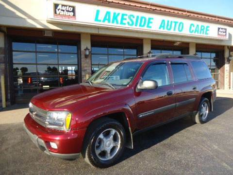 2004 Chevrolet TrailBlazer EXT for sale at Auto Experts in Shelby Township MI