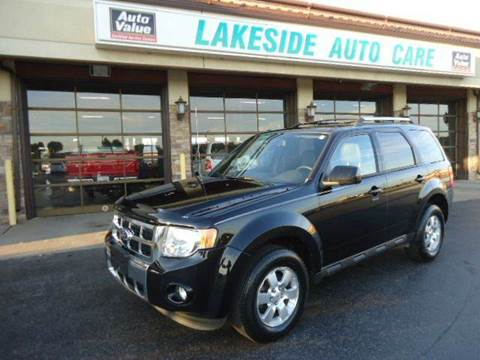 2010 Ford Escape for sale at Auto Experts in Shelby Township MI