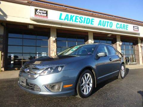 2011 Ford Fusion for sale at Auto Experts in Shelby Township MI