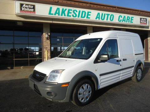 2010 Ford Transit Connect for sale at Auto Experts in Shelby Township MI