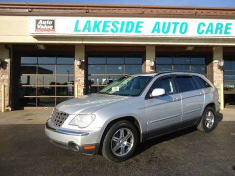 2007 Chrysler Pacifica for sale at Auto Experts in Shelby Township MI