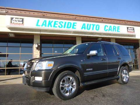 2007 Ford Explorer for sale at Auto Experts in Shelby Township MI