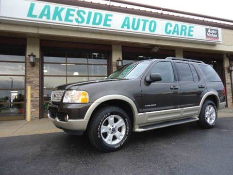 2005 Ford Explorer for sale at Auto Experts in Shelby Township MI