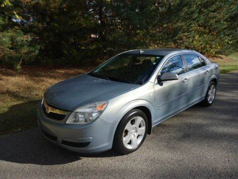 2007 Saturn Aura for sale at Auto Experts in Shelby Township MI