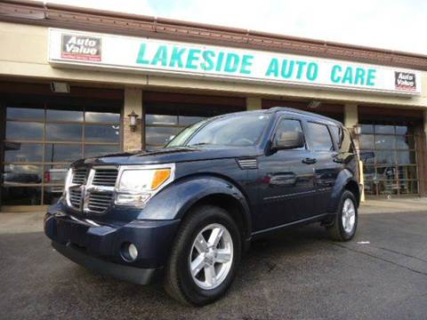 2008 Dodge Nitro for sale at Auto Experts in Shelby Township MI