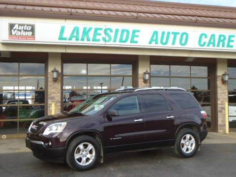 2008 GMC Acadia for sale at Auto Experts in Shelby Township MI