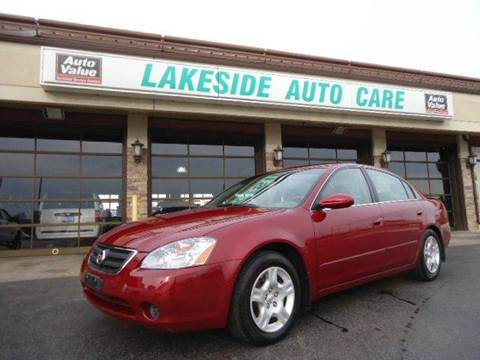 2003 Nissan Altima for sale at Auto Experts in Shelby Township MI
