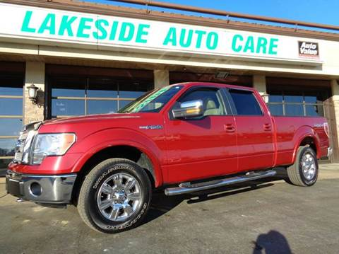 2009 Ford F-150 for sale at Auto Experts in Shelby Township MI
