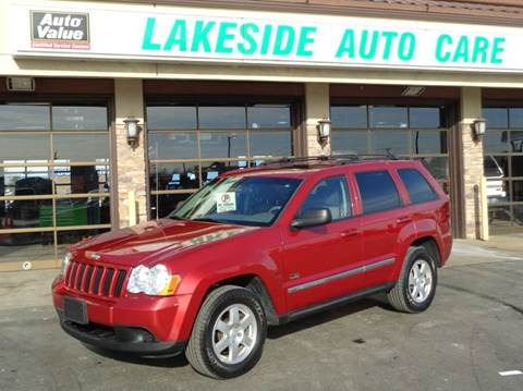 2009 Jeep Grand Cherokee for sale at Auto Experts in Shelby Township MI