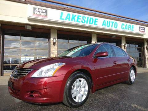 2010 Nissan Altima for sale at Auto Experts in Shelby Township MI