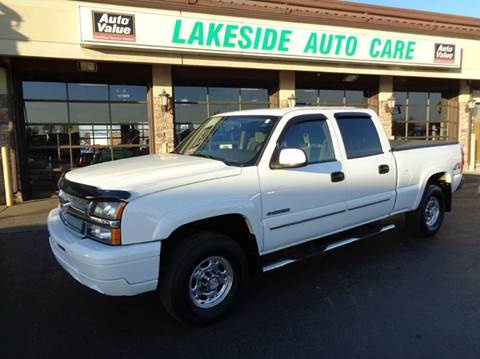 2006 Chevrolet Silverado 1500HD for sale at Auto Experts in Shelby Township MI