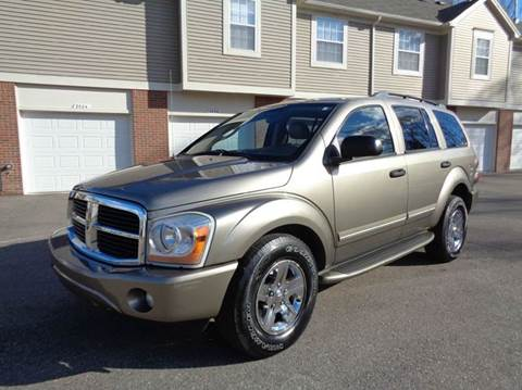 2005 Dodge Durango for sale at Auto Experts in Shelby Township MI