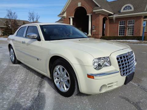 2010 Chrysler 300 for sale at Auto Experts in Shelby Township MI