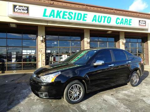 2011 Ford Focus for sale at Auto Experts in Utica MI