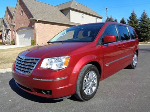 2010 Chrysler Town and Country for sale at Auto Experts in Utica MI