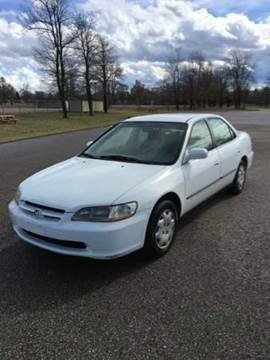 1998 Honda Accord for sale at Auto Experts in Shelby Township MI