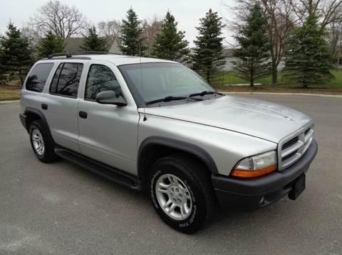 2003 Dodge Durango for sale at Auto Experts in Utica MI
