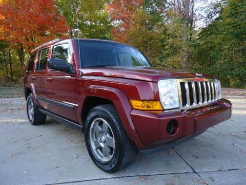 2007 Jeep Commander for sale at Auto Experts in Utica MI