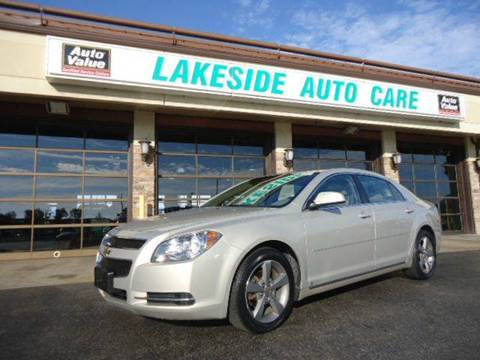 2008 Chevrolet Malibu for sale at Auto Experts in Shelby Township MI
