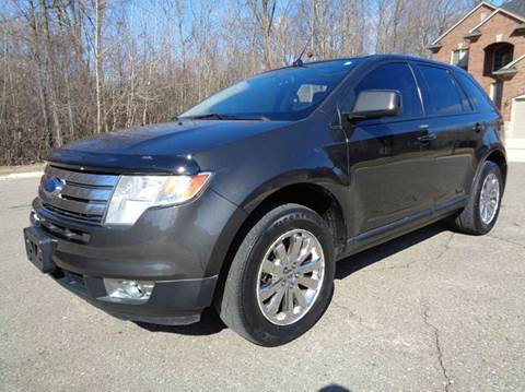 2007 Ford Edge for sale at Auto Experts in Shelby Township MI