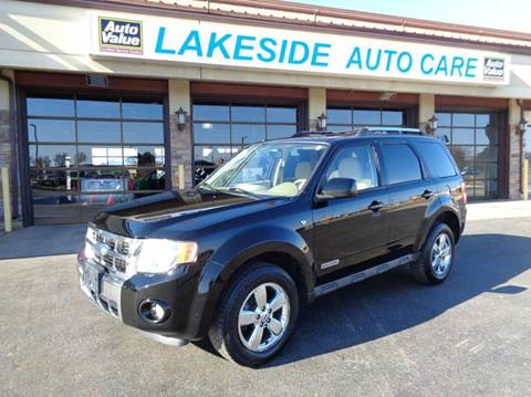 2008 Ford Escape for sale at Auto Experts in Shelby Township MI