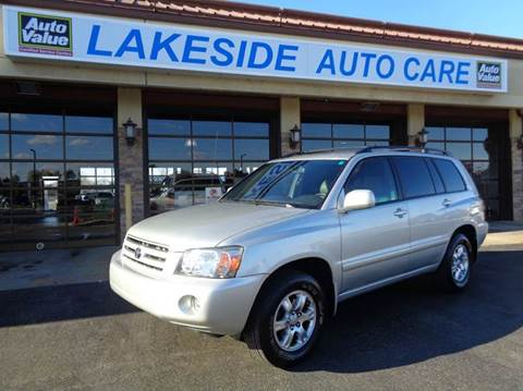 2006 Toyota Highlander for sale at Auto Experts in Shelby Township MI