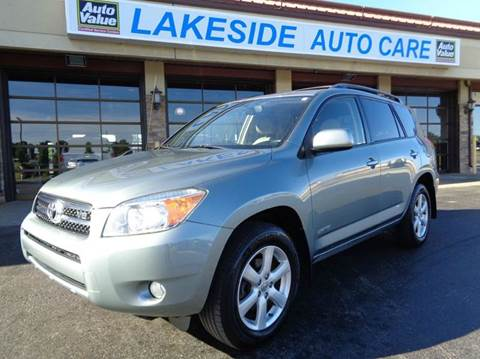 2008 Toyota RAV4 for sale at Auto Experts in Shelby Township MI