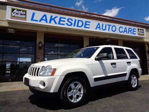 2006 Jeep Grand Cherokee for sale at Auto Experts in Shelby Township MI