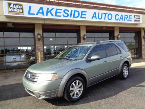 2008 Ford Taurus X for sale at Auto Experts in Shelby Township MI