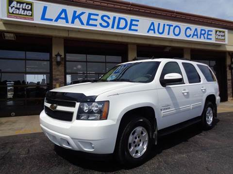 2009 Chevrolet Tahoe for sale at Auto Experts in Shelby Township MI