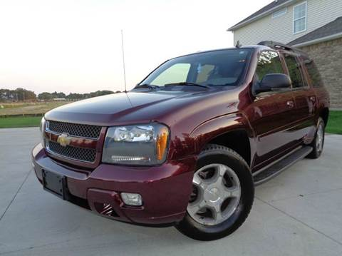2006 Chevrolet TrailBlazer EXT for sale at Auto Experts in Shelby Township MI