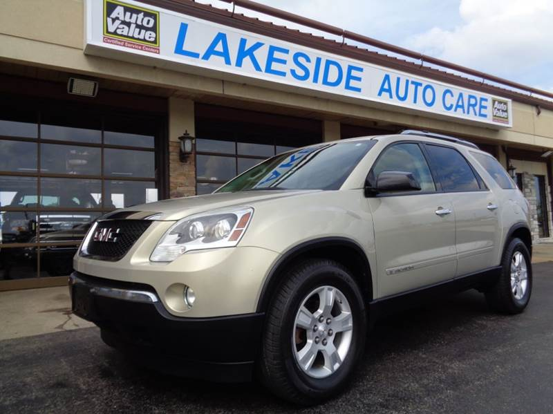 2007 GMC Acadia for sale at Auto Experts in Shelby Township MI