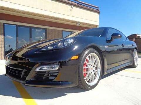 2013 Porsche Panamera for sale at Auto Experts in Shelby Township MI