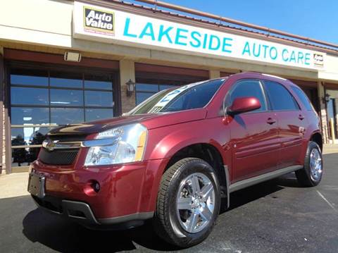 2009 Chevrolet Equinox for sale at Auto Experts in Shelby Township MI