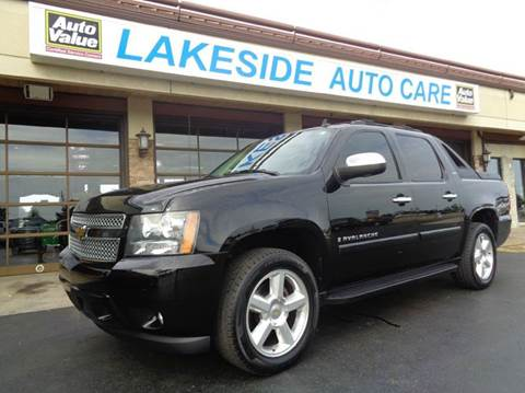 2007 Chevrolet Avalanche for sale at Auto Experts in Shelby Township MI