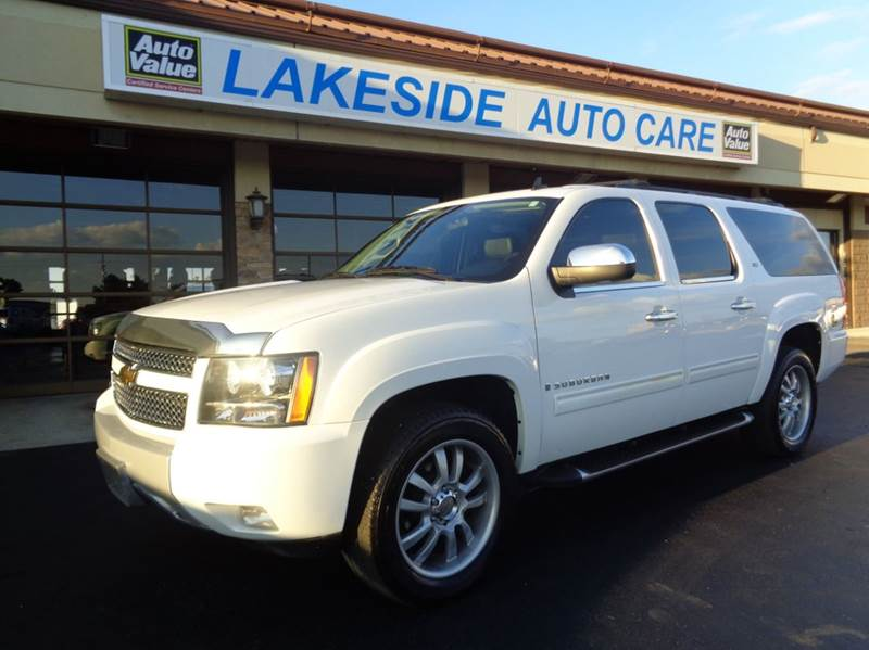 2009 Chevrolet Suburban for sale at Auto Experts in Shelby Township MI