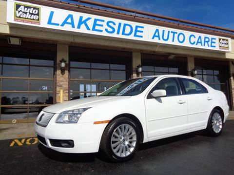2007 Mercury Milan for sale at Auto Experts in Shelby Township MI