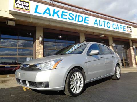 2009 Ford Focus for sale at Auto Experts in Shelby Township MI