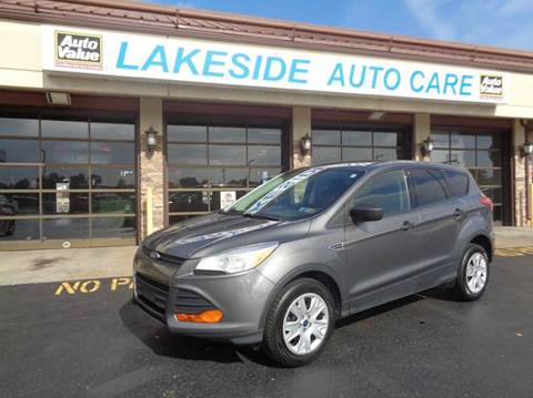 2013 Ford Escape for sale at Auto Experts in Shelby Township MI